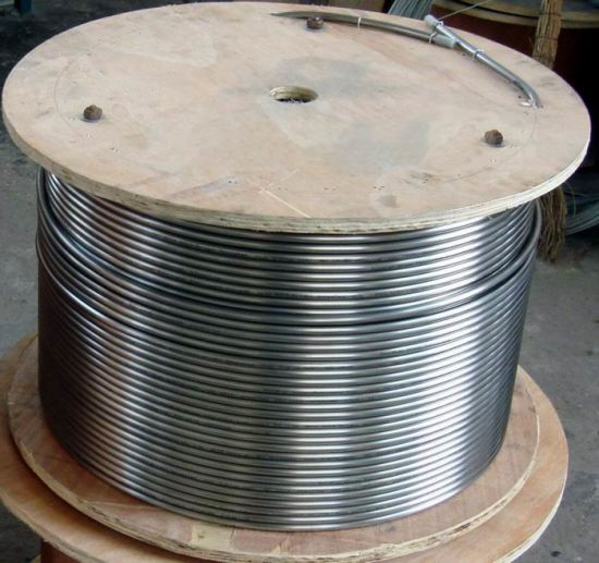 AISI304 Stainless Steel Capillary Tube
