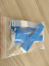 Disposable blue PE Band Aid 13cmx2cm