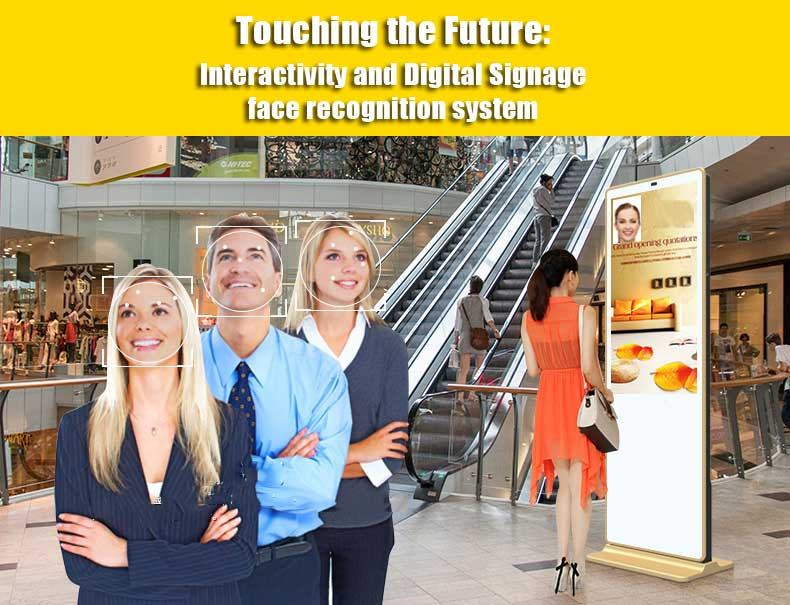 Interactivity-touch-Digital-Signage