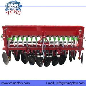 Wheat Seeder And Fertlilizer