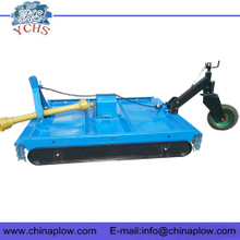 Agricultural rotary mower slasher mower
