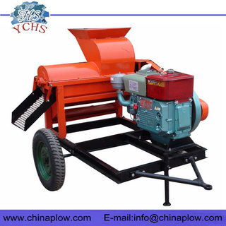 Agricultural equipment corn maize sheller thresher for sale manufacturer