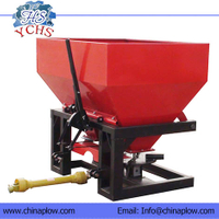 Double Disc Fertilizer Spreader