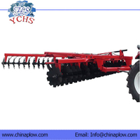 Offset Disc Harrow Remote Control