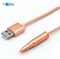 Cable de resorte USB de diseño único para iPhone
