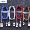 Metal Shell USB Data Charging Cable for iPhone