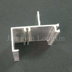 Silver Anodizing Aluminium Extrusion for Construction