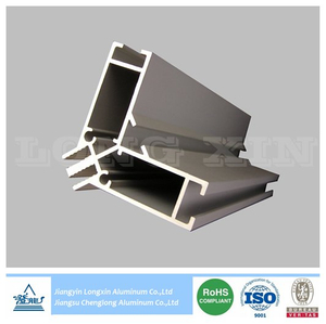 Matt Anodized Aluminium Profile for Exhibition