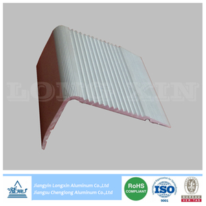 Anti-Slip Aluminium Profile for Construction