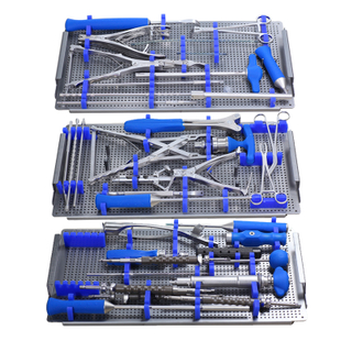 5.5 Usmart Spinal Screw-Rod System Instrument Set