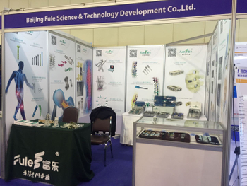 Congratulations of Fule on its good performance at the 40th RCOST exhibition in the Thailand