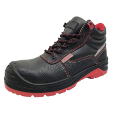 ENS009 CE S1P SRC anti static european safety shoes steel plate