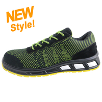 ETPU07 New fiberglass toe sport type european safety shoes men