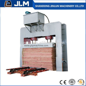 Hydraulic Plywood Cold Press Machine for Wood Working