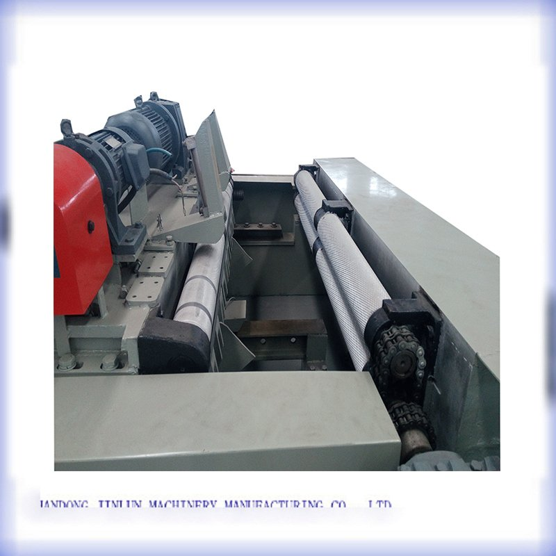 Automatic High Quality Spindle-Less Veneer Peeling Machine