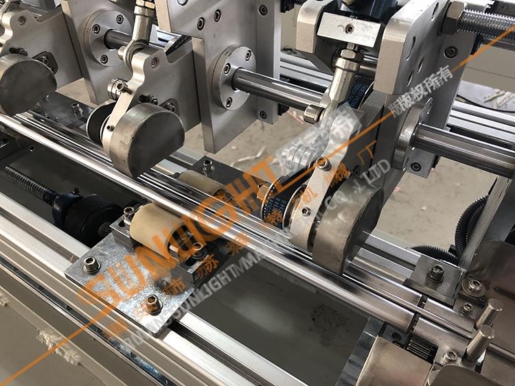 SL-SSDB Yüksek Hız 6 Kesme Bıçağı Sistemi Kağıt Hasır