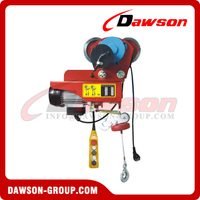 DS-HDGD-200C-DS-HDGD-1200C Portable Electric Trolley Micro Electric Hoist with CE Approval