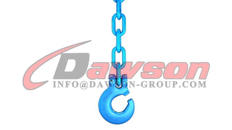 Application of G100 Clevis Forest Hook for Logging, Grade 100 Forged Alloy Steel Clevis Forest Hook - Dawson Group Ltd. - China Factory