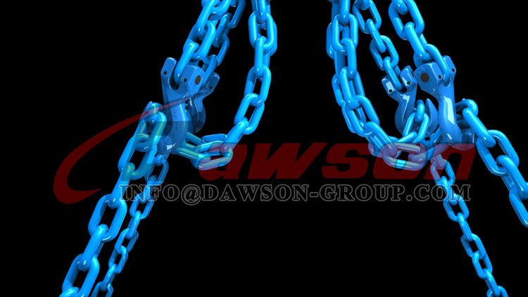 Application of G100 Clevis Shortening Cradle Grab Hook for Crane Lifting Slings - Dawson Group Ltd. - China Supplier, Factory
