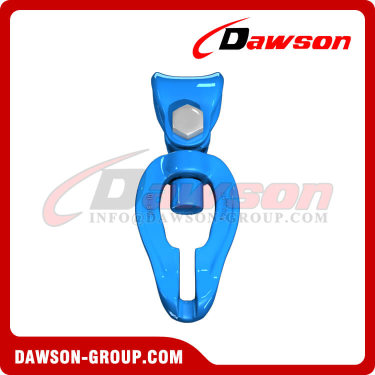 G100 Swivel Connectors for Forestry Logging, Grade 100 Swivel Chain Connector for lashing - Dawson Group Ltd. - China Factory, Exporter