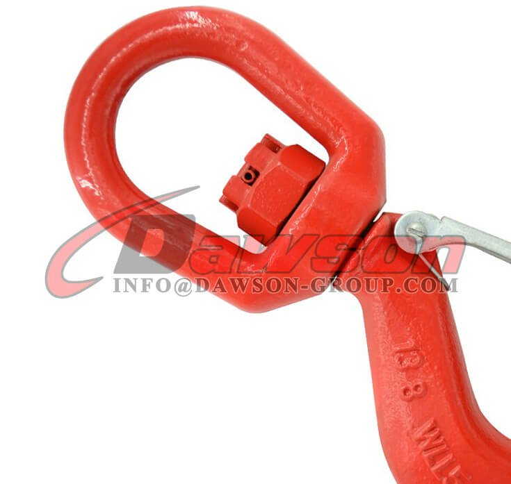 G80 Swivel Hook with Latch, Grade 80 Alloy Hook - Dawson Group Ltd. - China Supplier, Factory