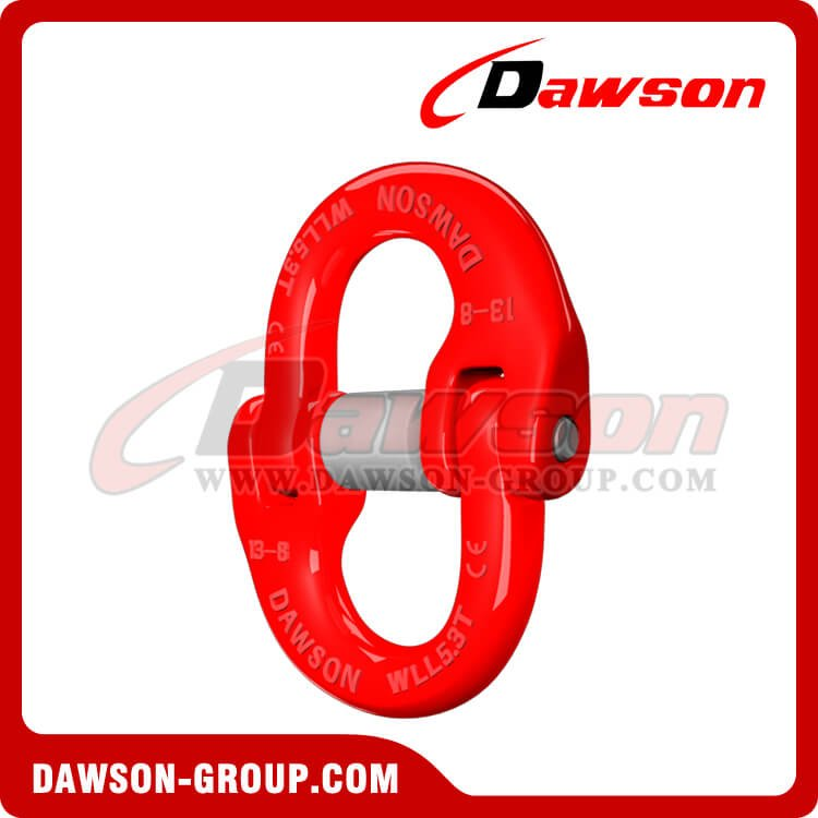 DS074 G80 European Type Connecting Link for Lifting Chain Slings