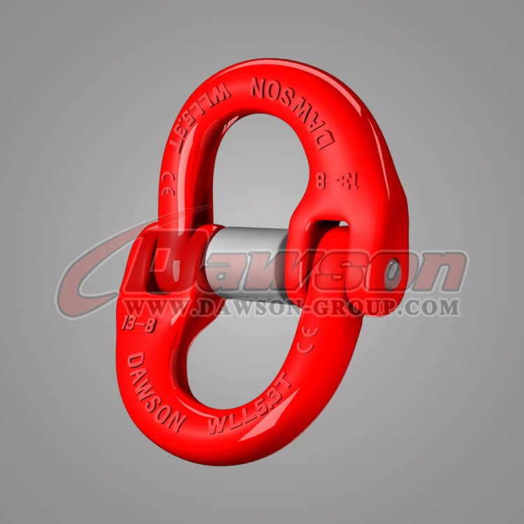 Grade 80 European Type Connecting Link - China Manufacturer