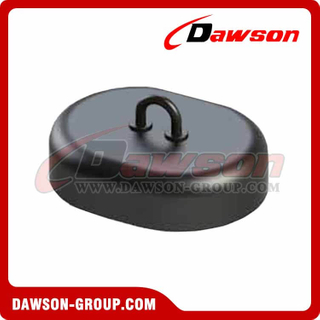 Oval Cast Steel Mooring Sinkers for Offshore Platform