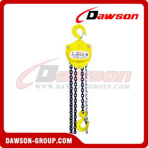 DS-SL-A Chain Block, Hand Chain Hoist for Lifting