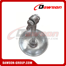Hot Dip Galvanized Mushroom Anchor