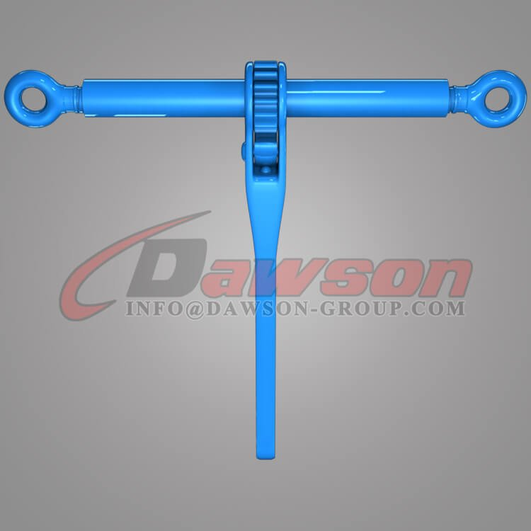 Grade 100 Forged Ratchet Type Load Binder without Links and Hooks for Lashing - Dawson Group Ltd. - China Factory