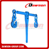 G100 / Grade 100 Ratchet Load Binder With Eye Grab Hook and Safety Pin for Ratchet Lashing