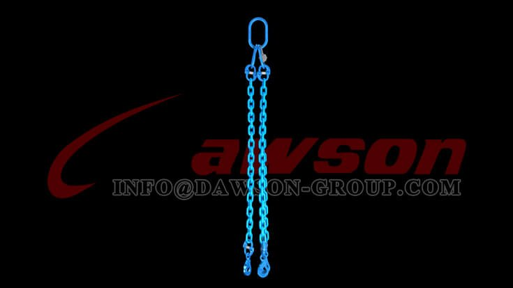 Application of G100 Master Link Assembly for Wire Rope Slings - Dawson Group Ltd. - China Supplier, Exporter