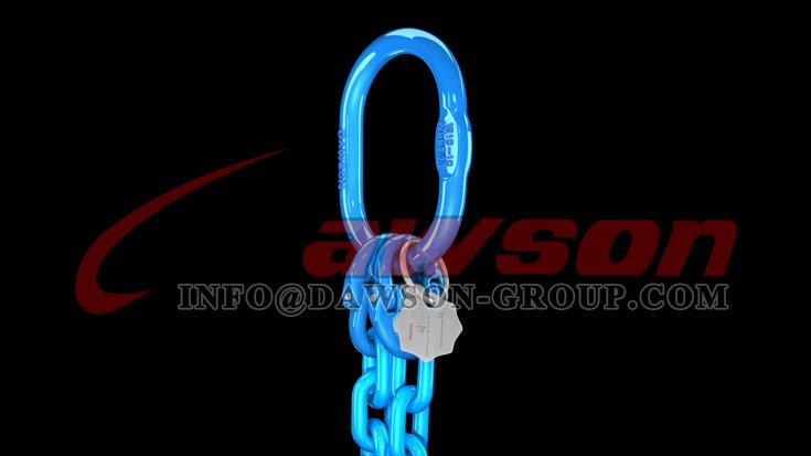 Application of Grade 100 Forged Oversized Master Link - Dawson Group Ltd. - China Manufacturer, Supplier