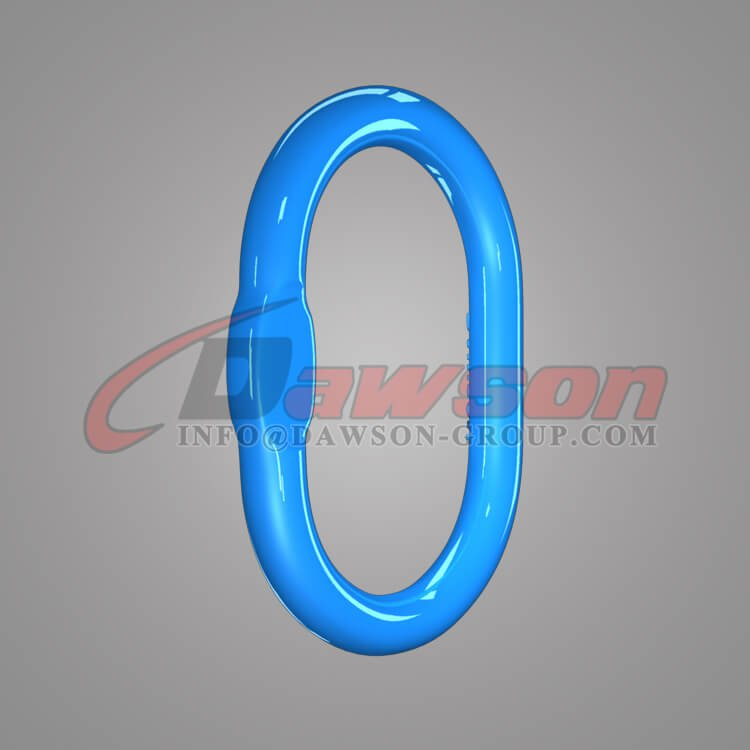 Grade 100 Forged Oversized Master Link for Wire Rope Lifting Slings - Dawson Group Ltd. - China Manufacturer, Supplier
