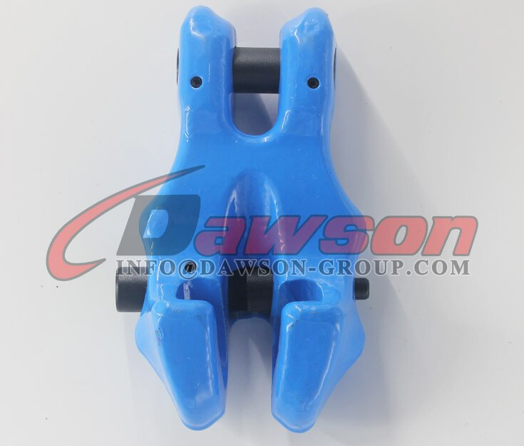 DS1057 G100 Clevis Chain Clutch with Safety Pin for Adjust Chain Length - Dawson Group Ltd. - China Factory
