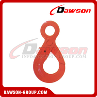 G80 / Grade 80 European Type Eye Self-lock Hook