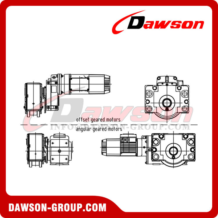 DS-DMD Motor Drive 250 - Dawson Group Ltd. - China Supplier, Exporter