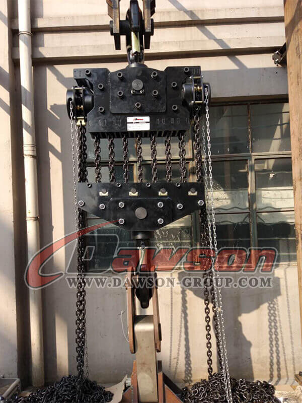 50Ton Chain Hoist, Heavy Duty Chain Block - China Exporter, Supplier