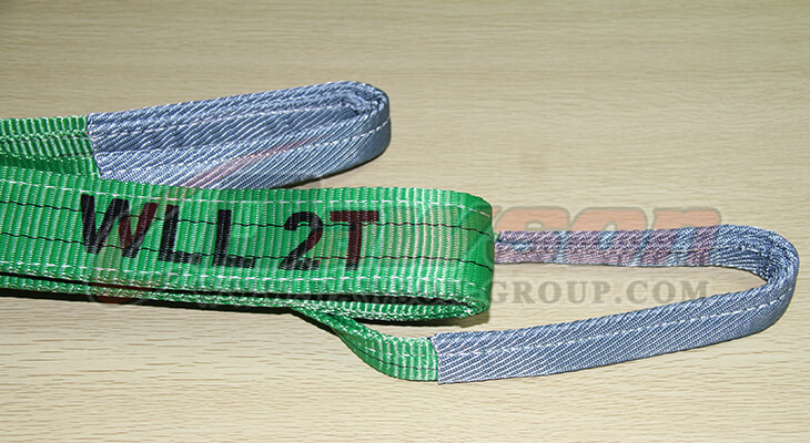 China Dawson Group WLL 2 Ton Polyester Webbing Slings - Lifting Slings - Supplier, Factory