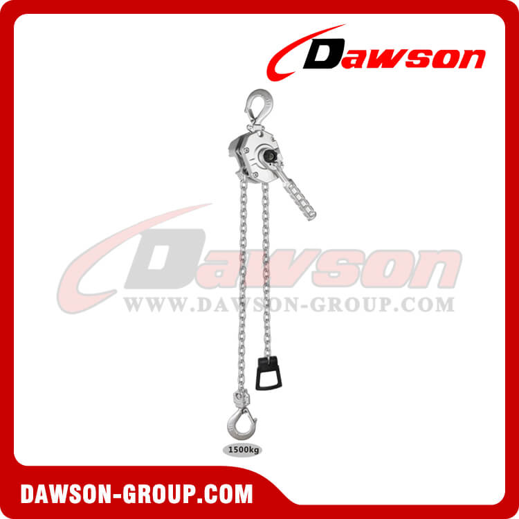 1500kg Aluminum Alloy Lever Hoist - China Supplier, Factory