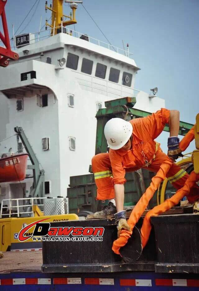 CHINA HEAVY DUTY POLYESTER ROUND SLINGS - LIFTING SLINGS CRANE SLINGS - DAWSON GROUP LTD.