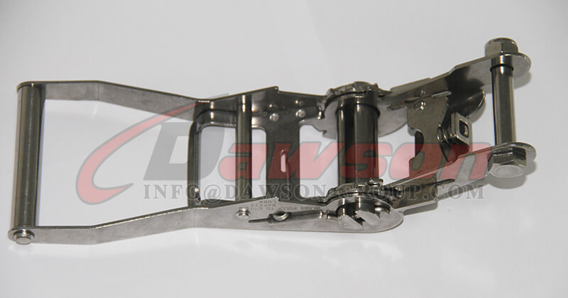 50mm Stainless Steel Ratchet Buckle - China Supplier, Manufacturer