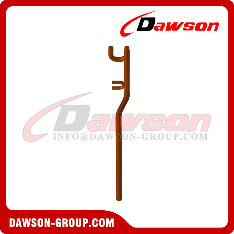 Forged Steel Tension Lever Extension Handle, Extension Handle for Lashing Chain