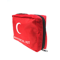 Outdoor Small Emergency First Aid Kit with Basic Kits for Survival