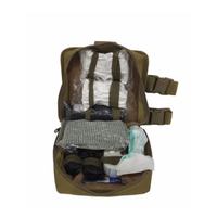 Practical Military Emergency Kit Easy Carring Army Combat First Aid Kit for Medical Device