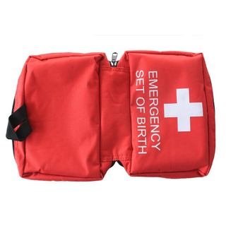 printed cross personal small industrial first aid kit for car home
