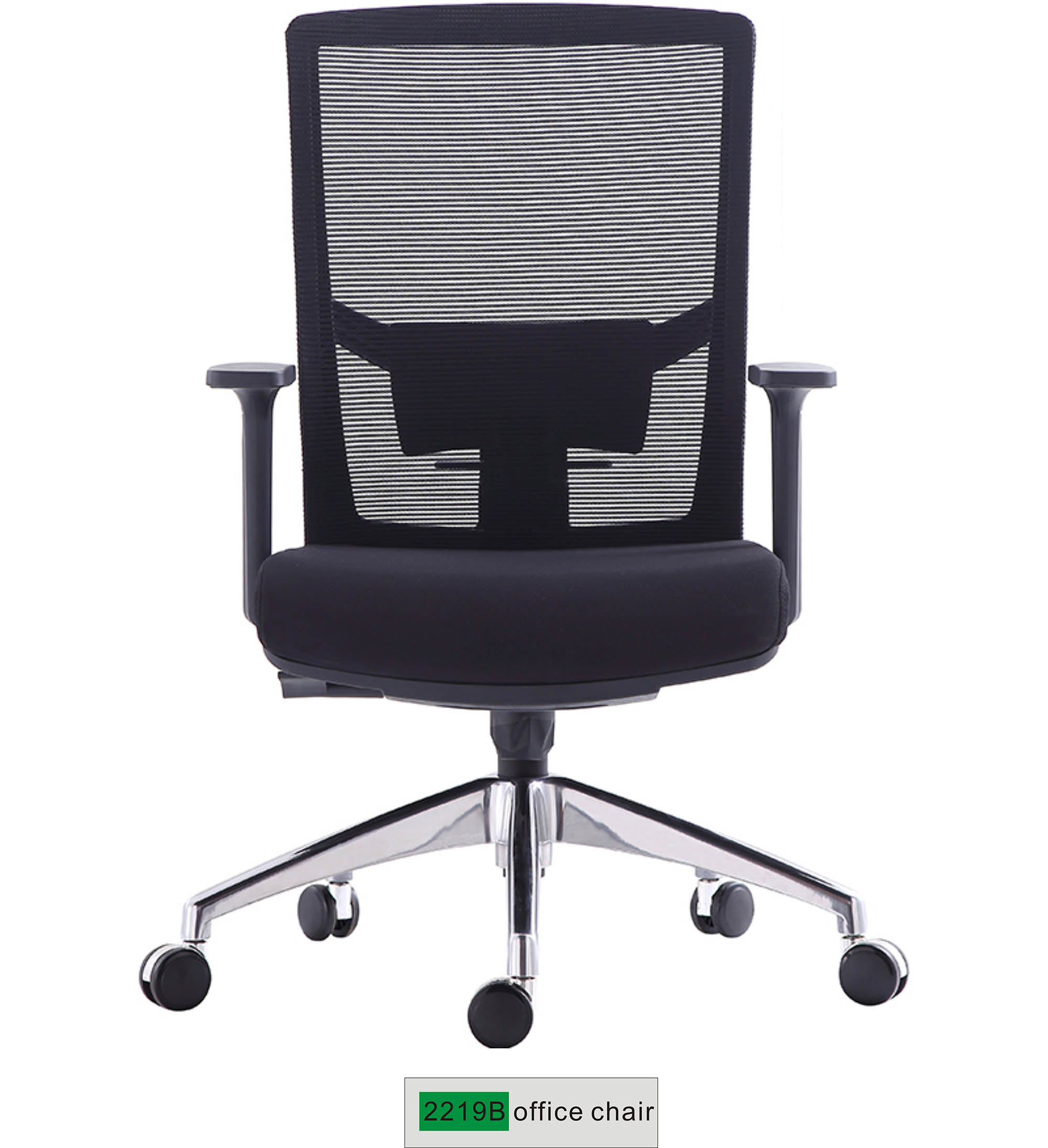 Ergonomic Office Chair with Lumbar Support 2219B