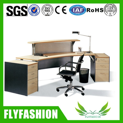 Half Round Office Reception Table Checkout Counter(PT-14)