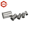 stainless steel countersunk head knurled body rivet nuts for metal